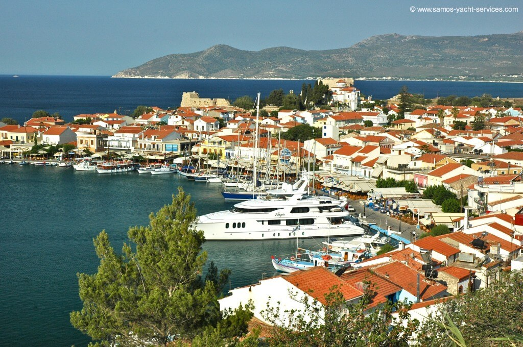 Samos Yacht Services, Yacht & Shipping Agency